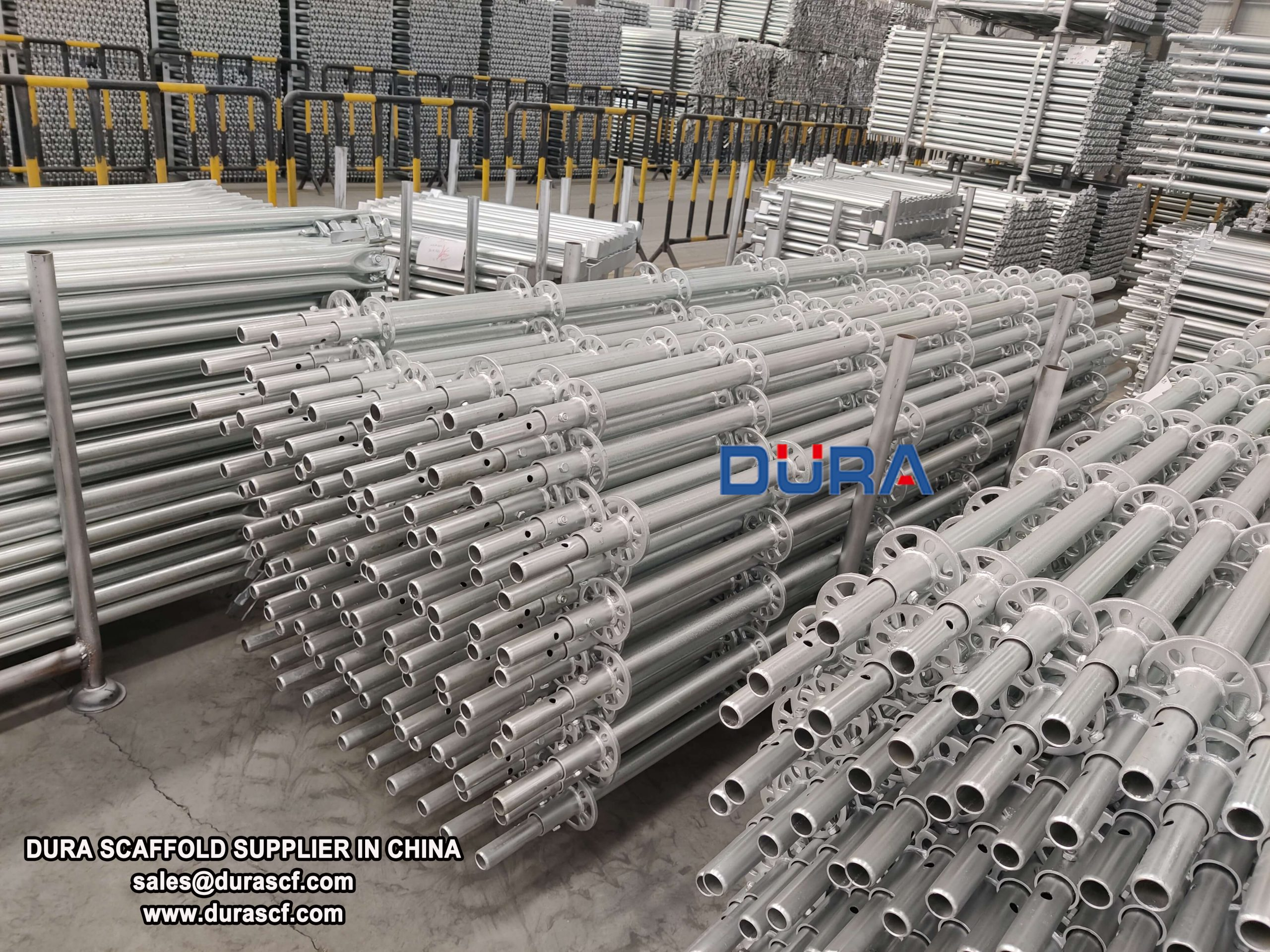 Ringlock scaffolding vertical package