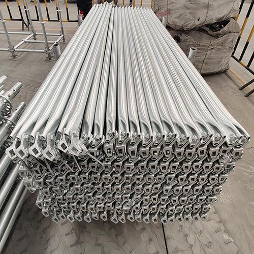 scaffolding braces package