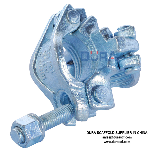 American type forged scaffolding couplers