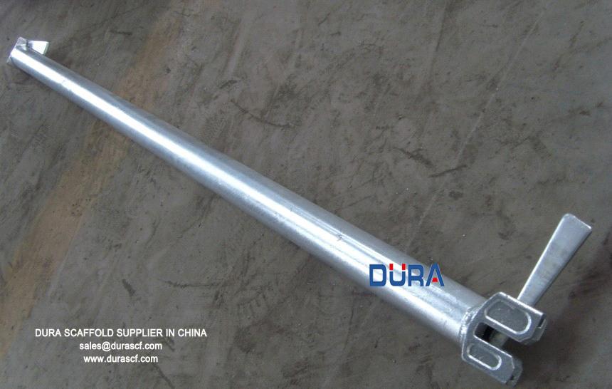 China ringlock scaffold ledger supplier